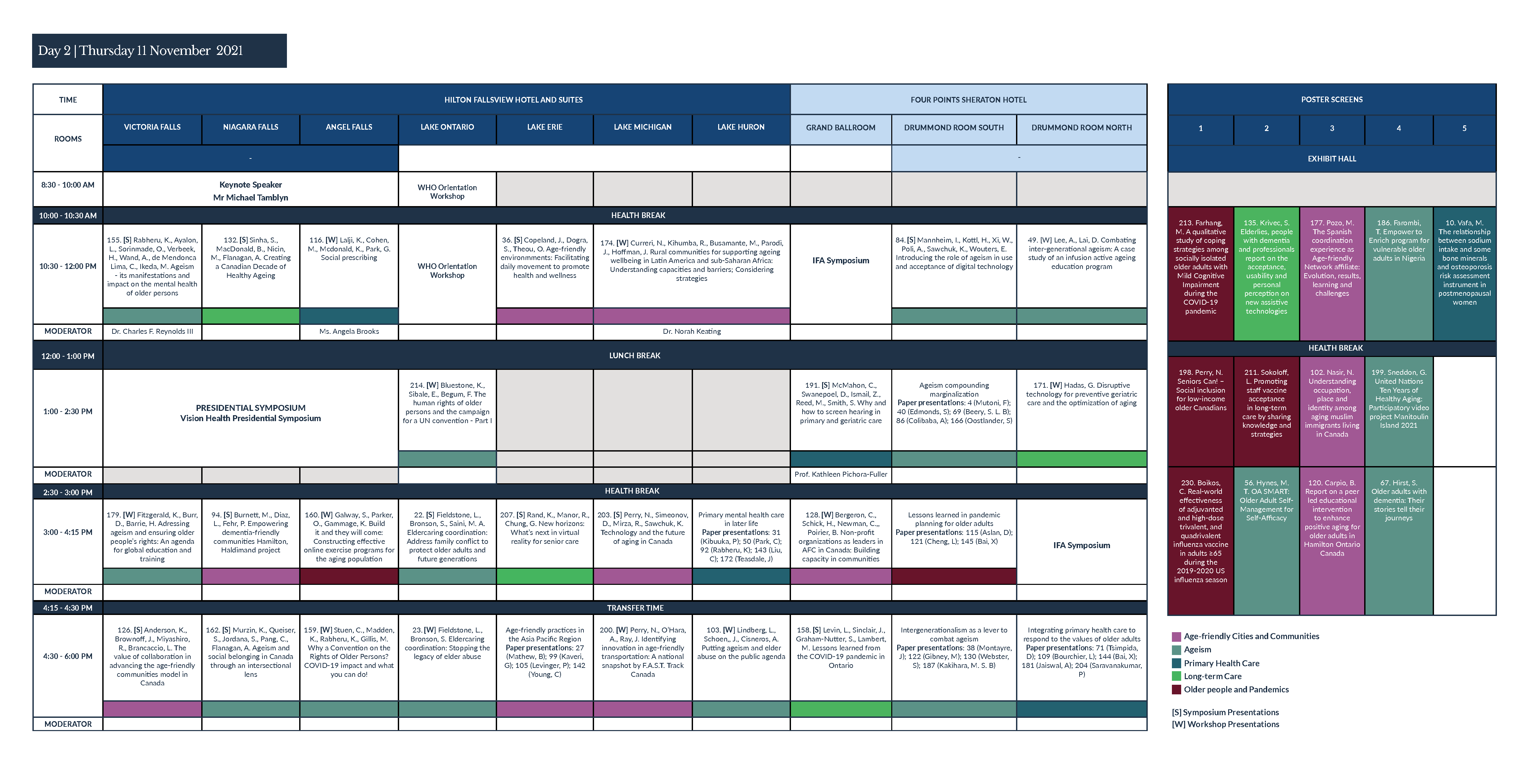 15th Global Conference on Ageing - Conference program_Page_2